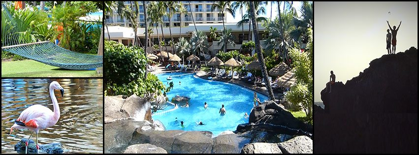 Ka'anapali Beach - Black Rock Maui