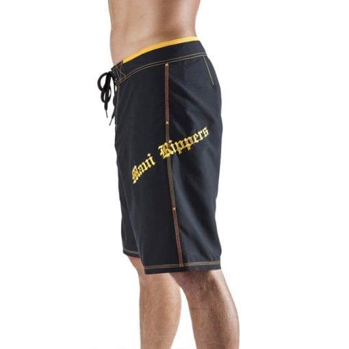 Maui Rippers Octopus Tako Left Board Shorts | Boss Frog's Beach Wear for Men