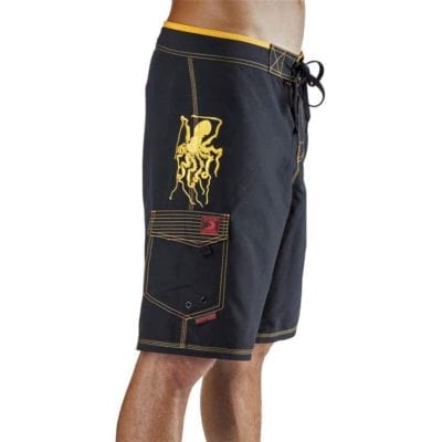 Maui Rippers Octopus Tako Board Shorts | Boss Frog's Beach Wear for Men