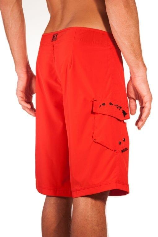 Board Shorts Back | Boss Frog's Snorkeling Gear and Beach Wear for Men