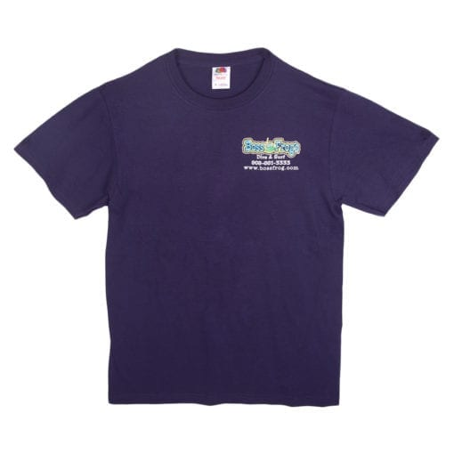Front Hawaiian Reef T-Shirt | Beach Wear | Boss Frog's Dive Shop