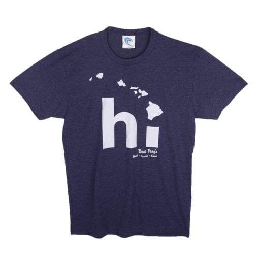 HI T-shirt | Beachwear for Men | Boss Frog's Dive Gear and Beach Wear