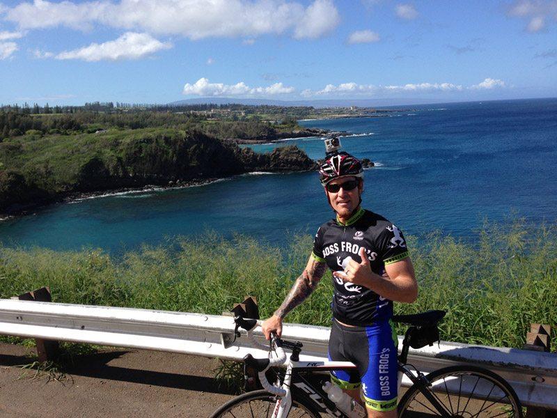 Maui Metric Century Ride, 2013