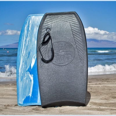 body board rentals by Boss Frog's