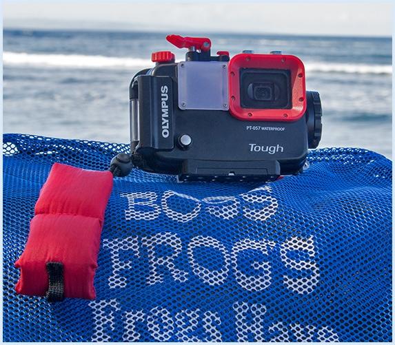 Maui underwater digital camera rentals