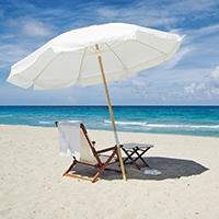 Maui beach umbrella rentals
