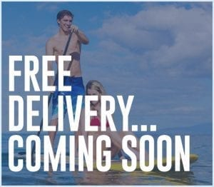stand up paddle - delivery coming soon