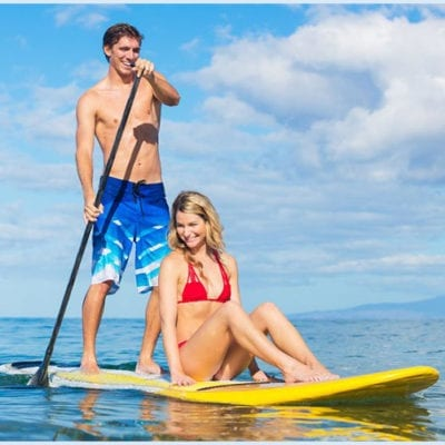 Maui Stand Up Paddle Board Rentals & Lessons