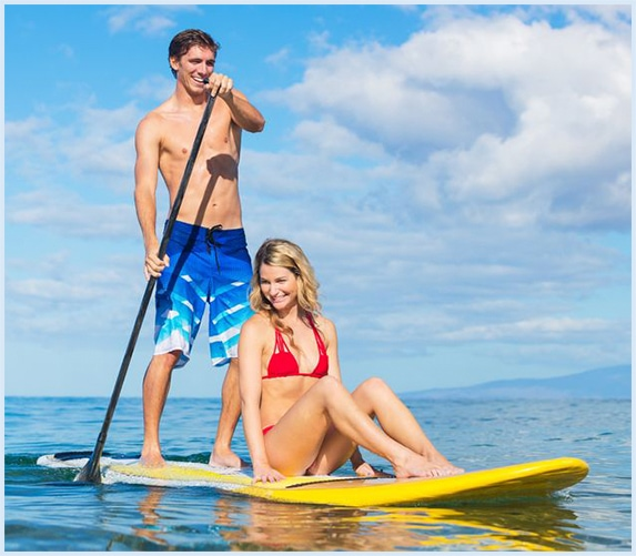 Learn How to SUP on Maui!