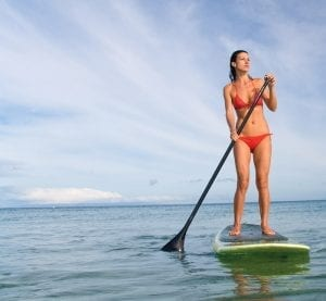 Boss Frog's paddleboard Rental in Maui