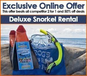 EZ Breathe Snorkel Rental
