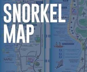 Boss Frog's Snorkel Map