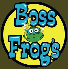 Boss Frog's original logo