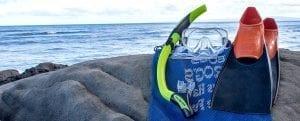 Deluxe Snorkel Rentals