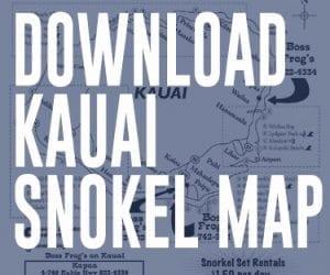 download kauai snorkel map