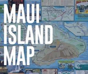 Download Maui Island Map