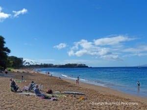 Airport Beach Maui Hawaii