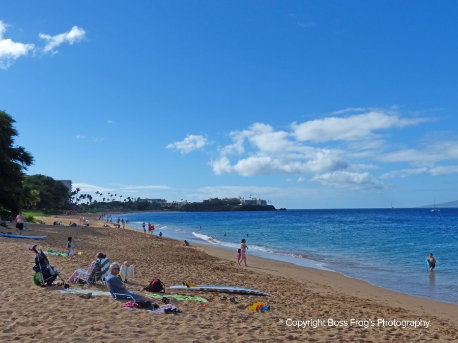 Airport Beach Maui Hawaii