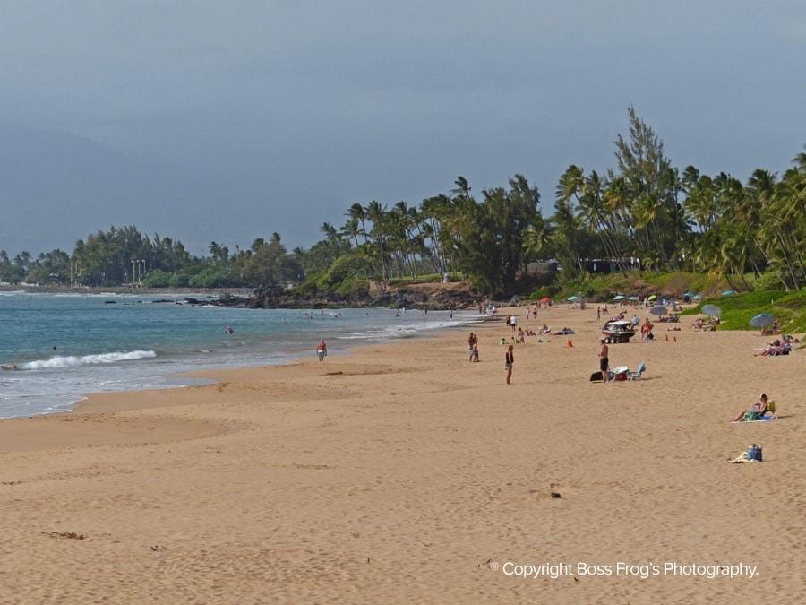 Kamaole-I-Maui-Hawaii
