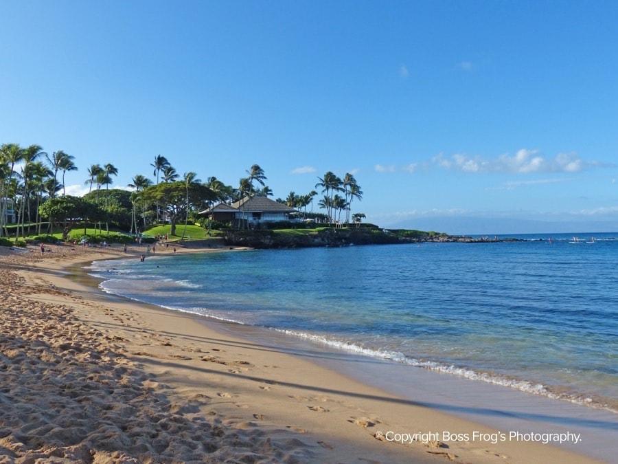 Kapalua Bay Maui Hawaii