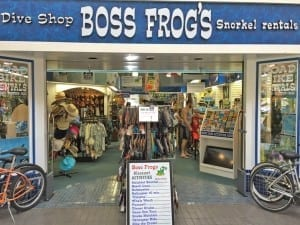 Lahaina Snorkel Rentals - Cannery Mall Boss Frog's Store
