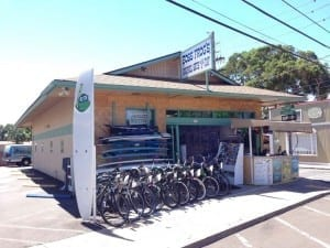 Lahaina Luna Snorkel Rental Shop
