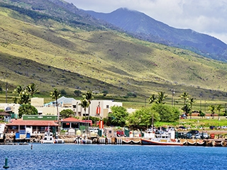 Maalaea Harbor & Shops