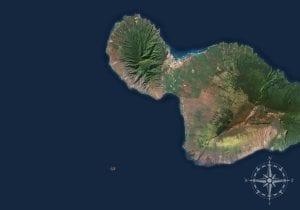 Maui Snorkel Map Header Image