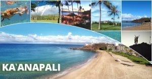 Ka'anapali Beach   Black Rock   Maui