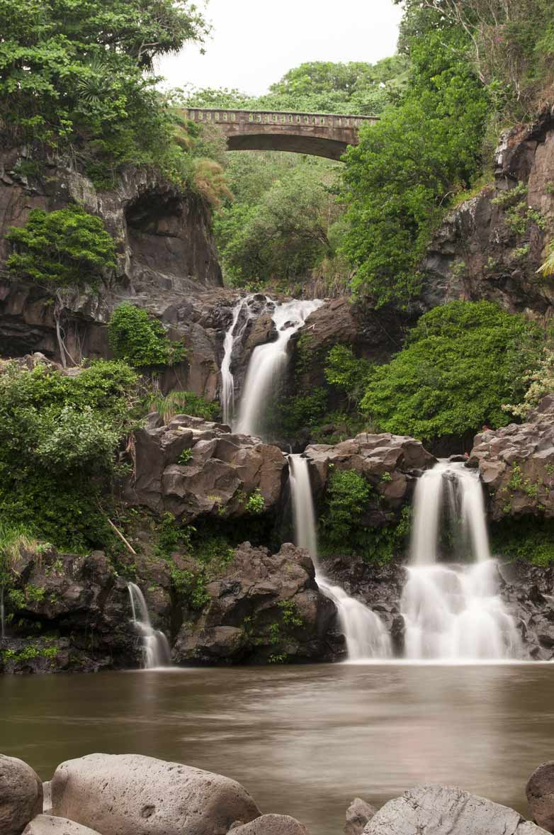 seven sacred pools - Road to Hana