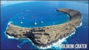 Molokini Crater Snorkel Spot