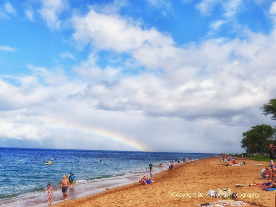 Maui Beach Guide - Airport Beach West Maui