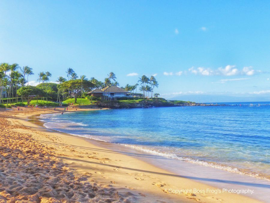 Maui Beach Guide - Kapalua Bay