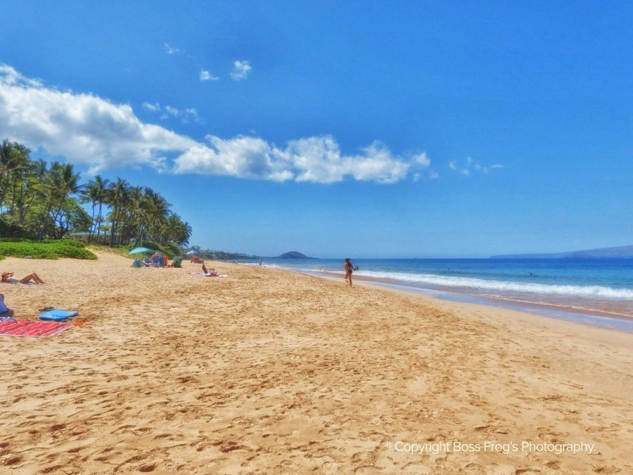Maui Beach Guide - Keawakapu Beach