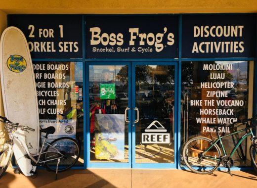 Boss Frog's Maalaea