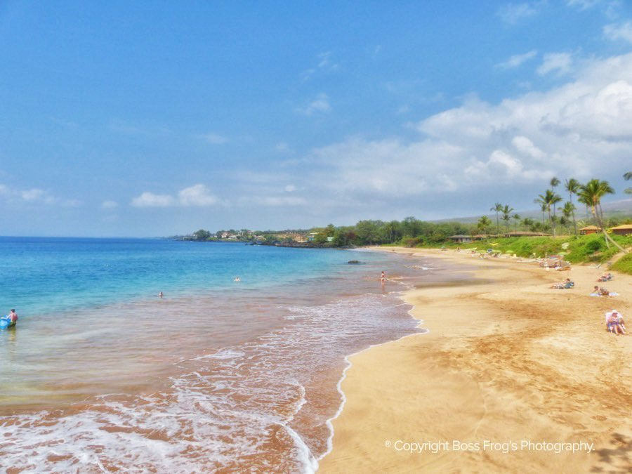 Maui Beach Guide - Maluaka