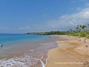 Maluaka Beach Maui Hawaii