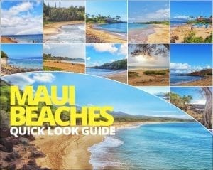 Maui Beaches - Quick Look Guide