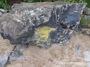 Mokuleia Bay Slaughterhouse Beach art rock
