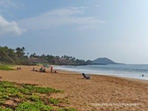 Po'olenalena Beach Maui Hawaii