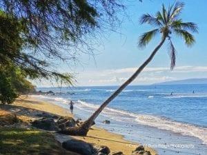 Puamana Beach Maui