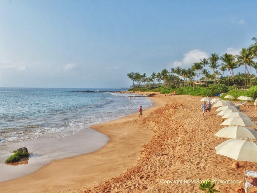 Maui Beach Guide - Ulua and Mokapu Beaches