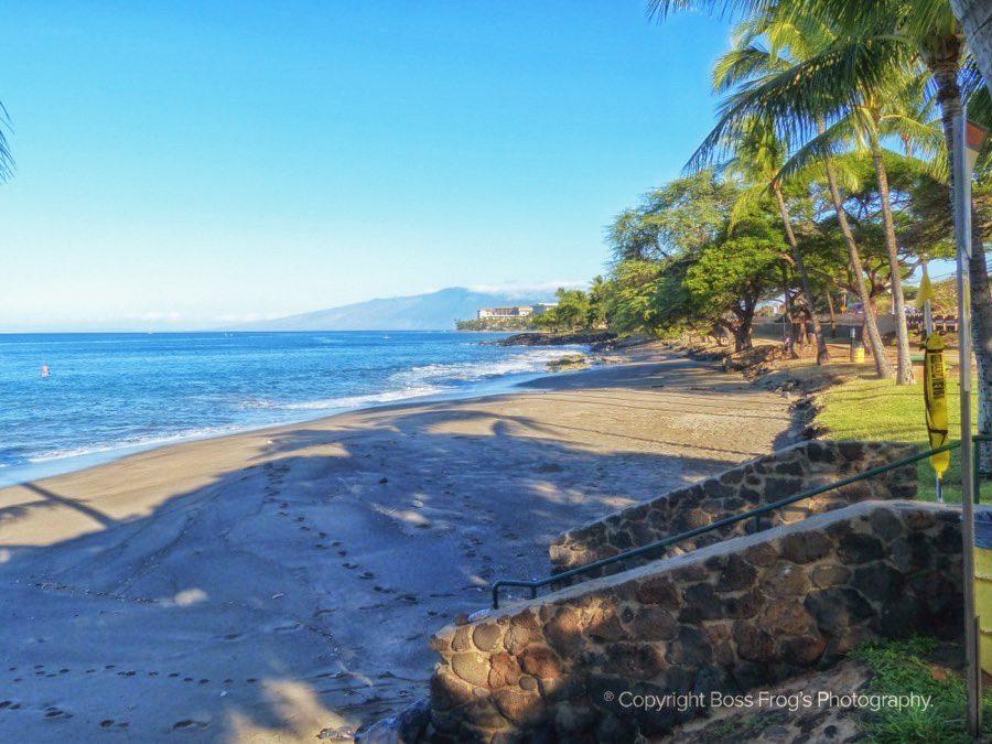 Maui Beach Guide - Wahikuli Wayside Park