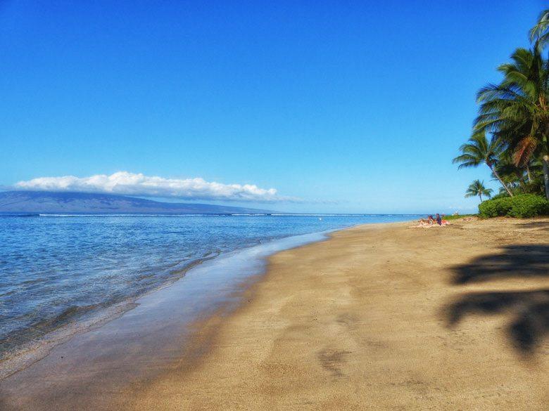 Maui Beach Guide - Baby Beach