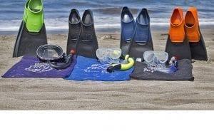 Maui Snorkel Rental Sets