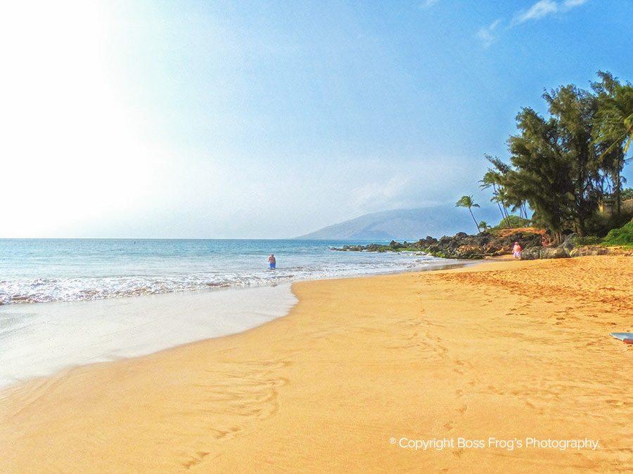 Maui Beach Guide - Charley Young Beach