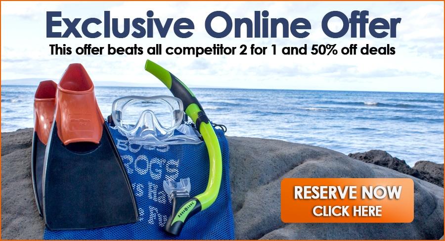 EZ Breathe Maui Snorkel Rentals