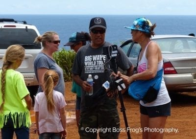 Pe'ahi Steward for 36 Years Now - Rodney Kilborn