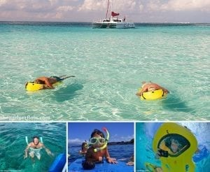 Snorkeling Flotation devices