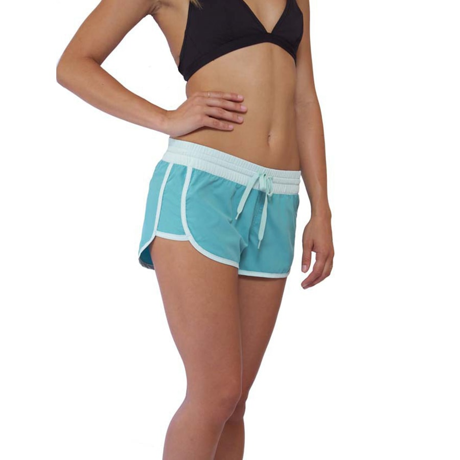 Maui Rippers Leilani Hotty Boardshorts Aqua